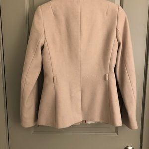 Banana Republic Jackets & Coats - BR Dusty Pink Peacoat